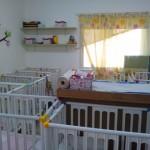 תינוקייה- לפני עיצוב ועיטור