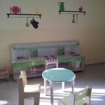 עיצוב פינת מטבח בגן/ תינוקייה