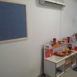 מרחב משק בית לפני עיצוב ועיטור