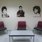 מבואת חדר מוסיקה - אחרי עיצוב