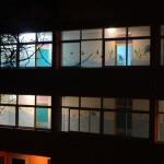 עיצוב ועיטור מסדרונות מעונות בפנימייה
