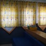 חלונות כיתה לפני עיצוב..