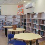 ספרייה לפני השיפוץ