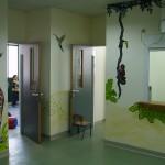 עיצוב קבלה במרכז לטיפול בפעוט ובילד