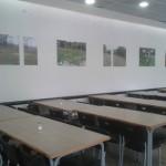 עיצוב ועיטור חדר אוכל בפנימייה