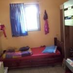 חדר ילדים בפנימייה לפני עיצוב ועיטור