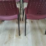 עיצוב כיסאות חדר מוסיקה