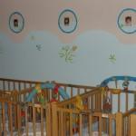 עיצוב תינוקייה מדבקות WALLSOFTHEWILD