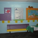 עיצוב חזית חטיבה צעירה , בית הספר הריאלי בחיפה