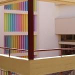 עיצוב בצבע בהשראת האמן אגם
